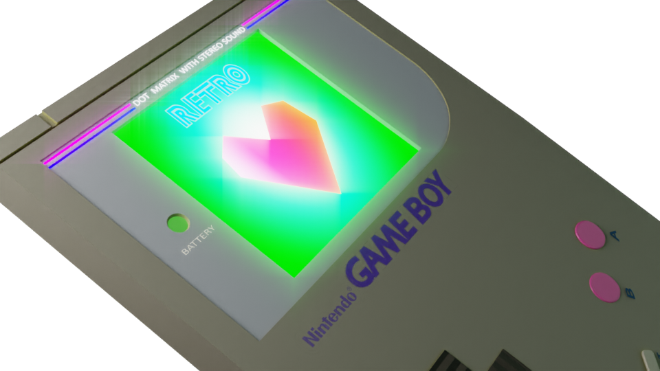 Nintendo GameBoy preview image 3