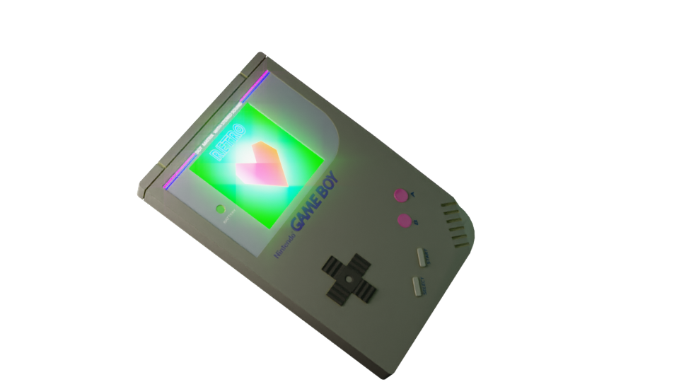 Nintendo GameBoy preview image 1