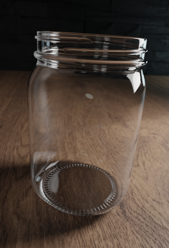 Glass Jar preview image