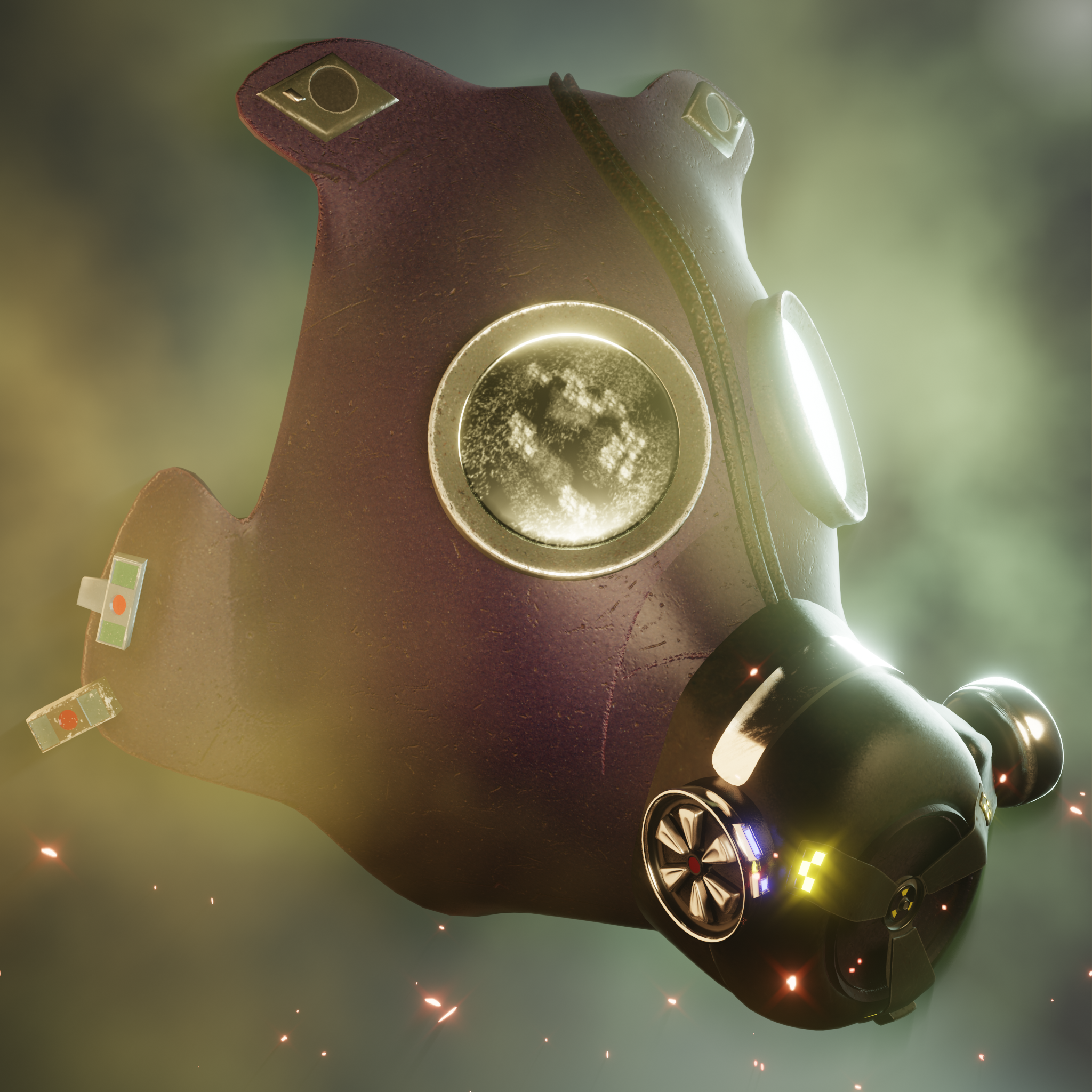 Gas Mask (Kaiman)[Updated] preview image 1