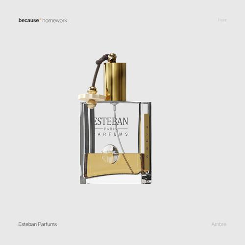 Esteban Paris Ambre Perfume Bottle preview image