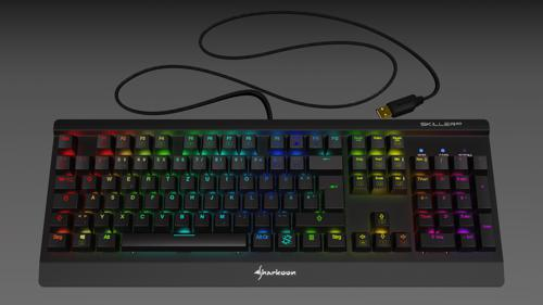 Sharkoon Skiller Mech Keyboard (illuminated) preview image