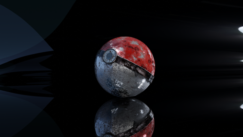 Old Pokéball preview image