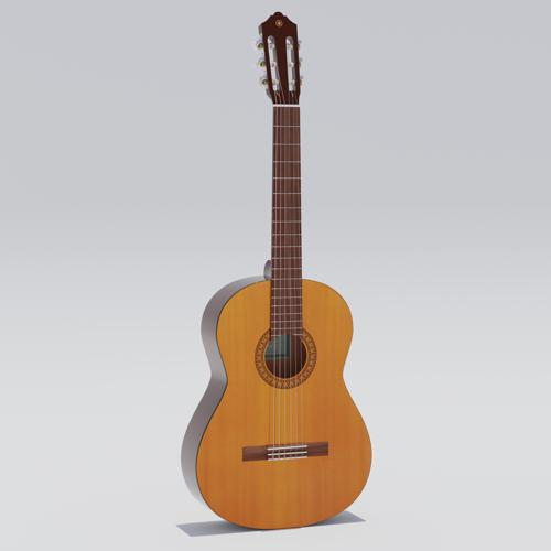Acoustic guitar Yamaha preview image