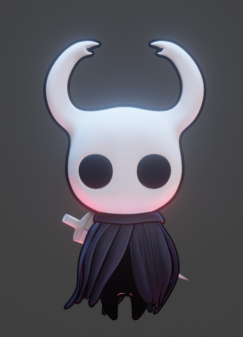 Hollow Knight Rig preview image 1