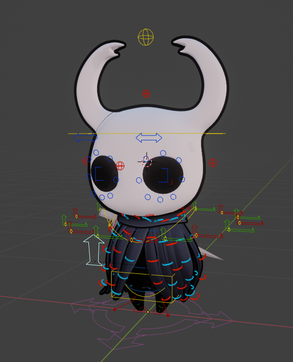 Hollow Knight Rig preview image 2