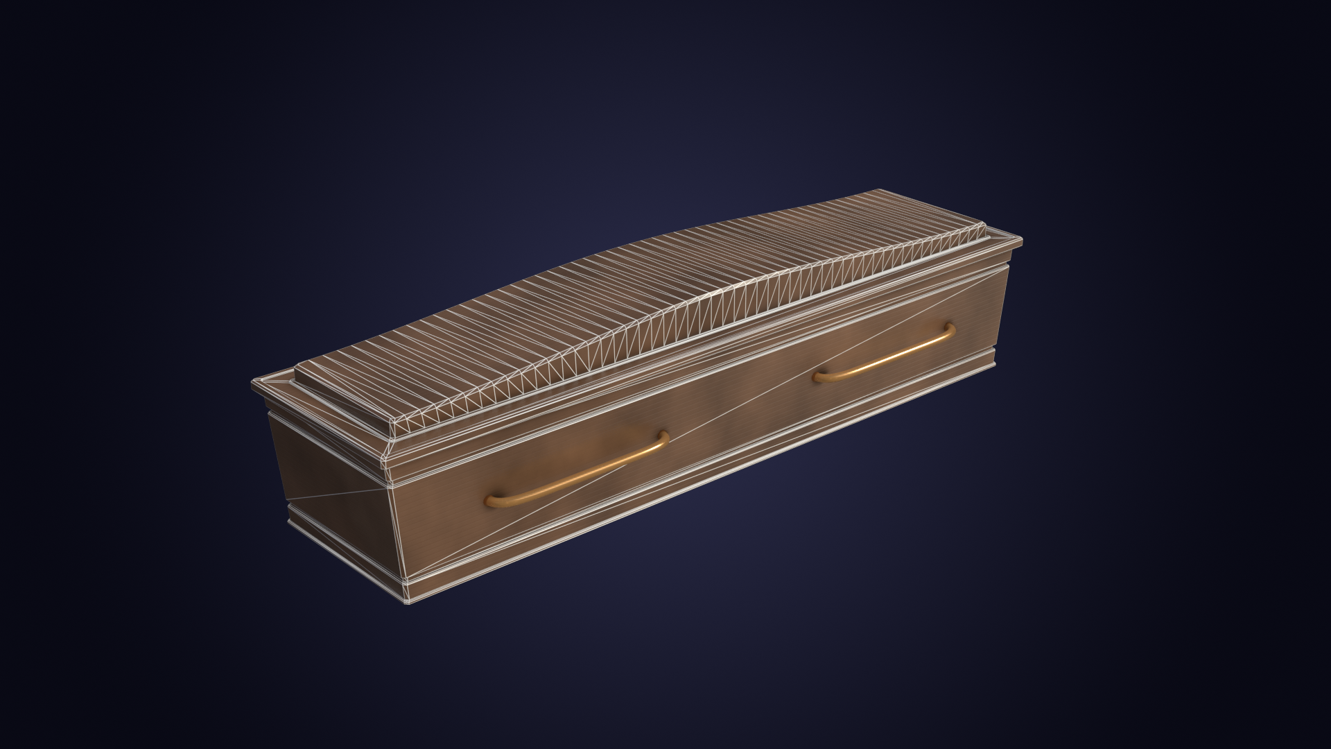 Wooden Coffin preview image 4