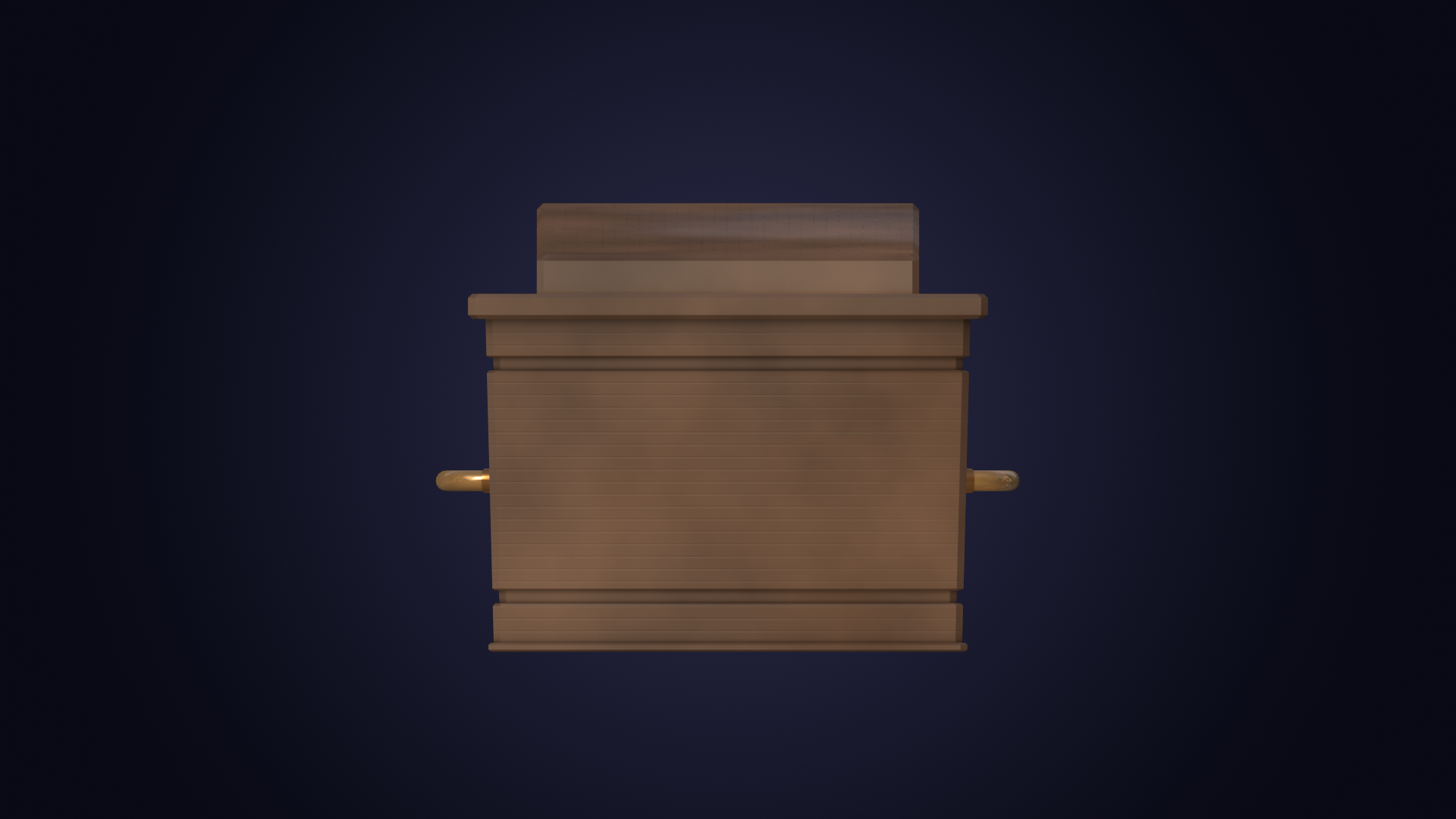 Wooden Coffin preview image 5