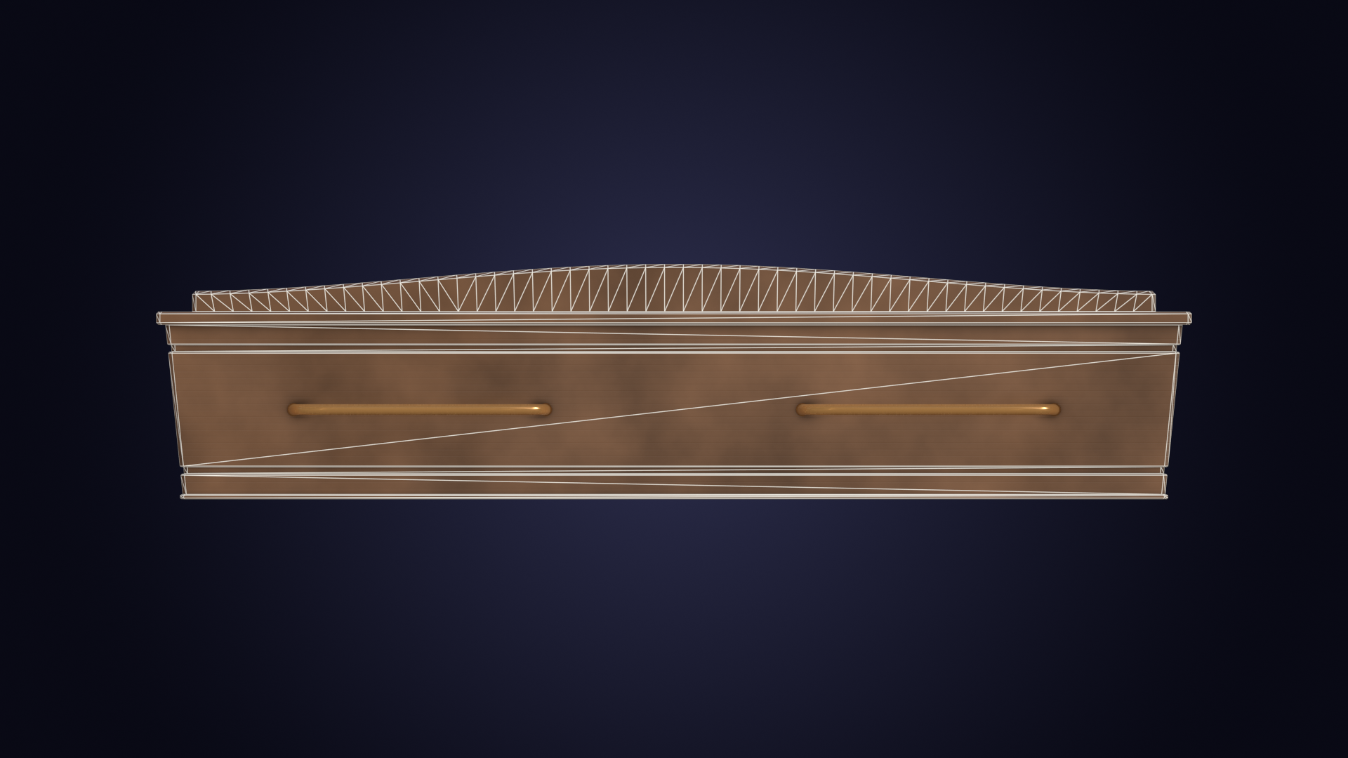 Wooden Coffin preview image 2