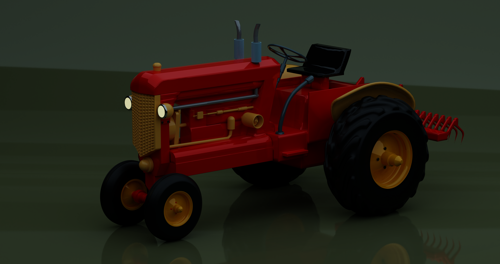 Tractor preview image