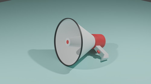 A Simple Megaphone preview image