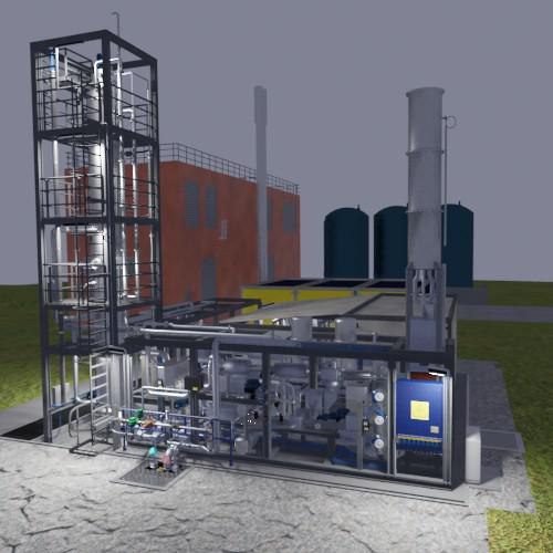 Power to gas construction preview image