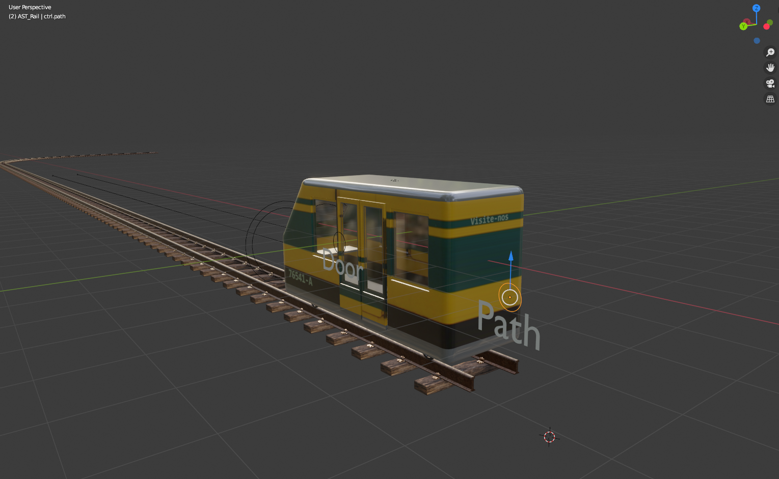 Small Train preview image 1