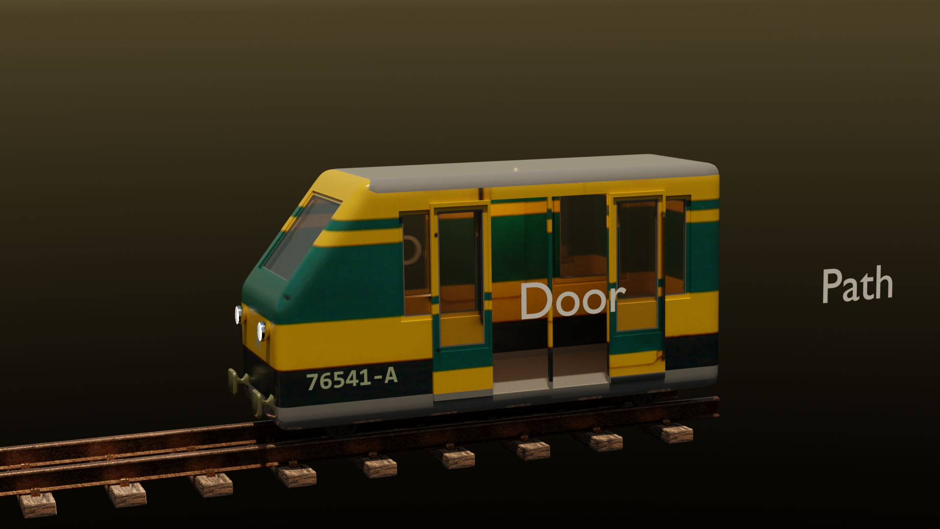Small Train preview image 2