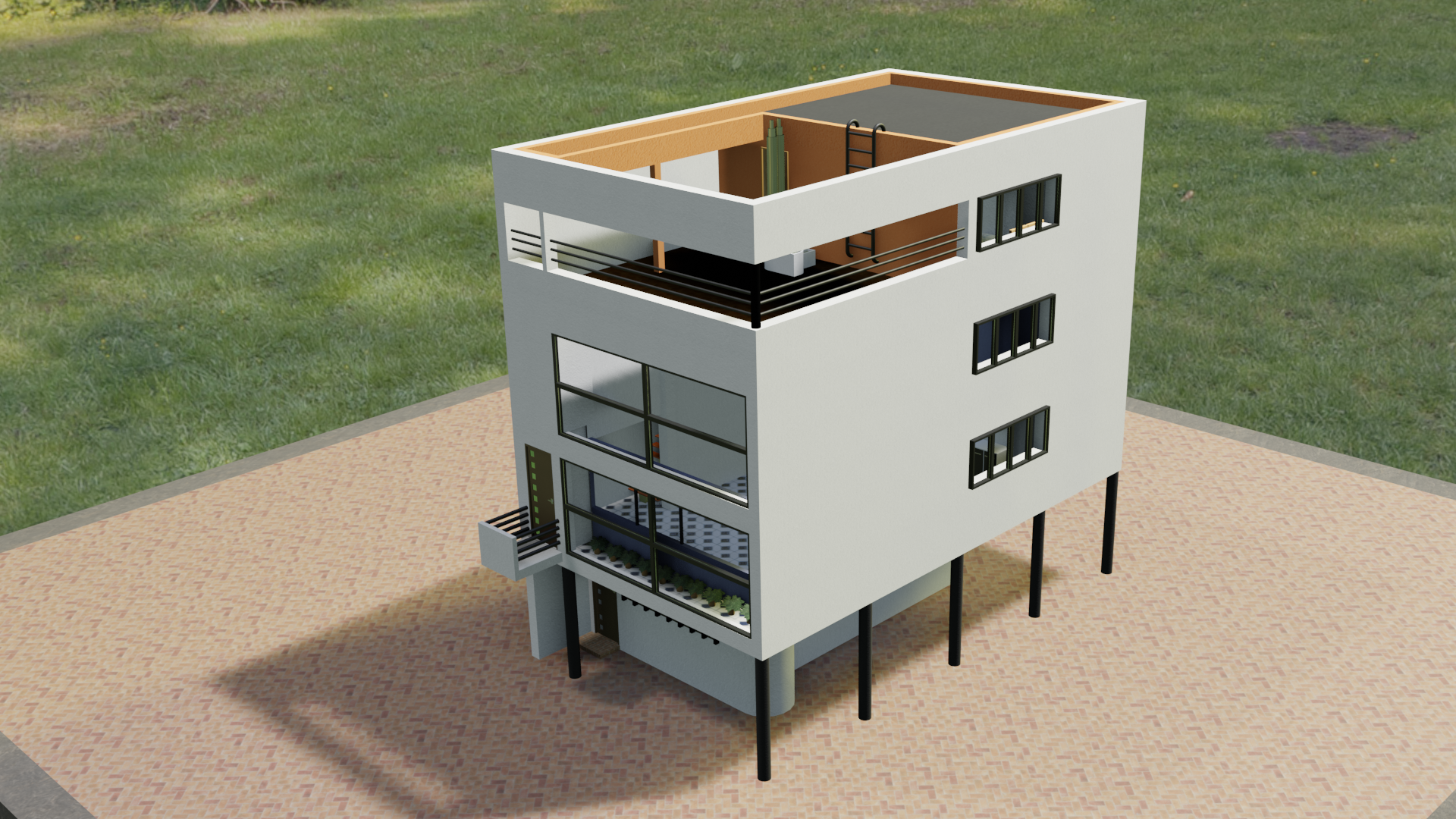 Citrohan house preview image 1