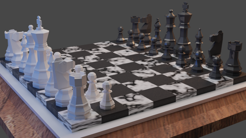 A Chess Set preview image