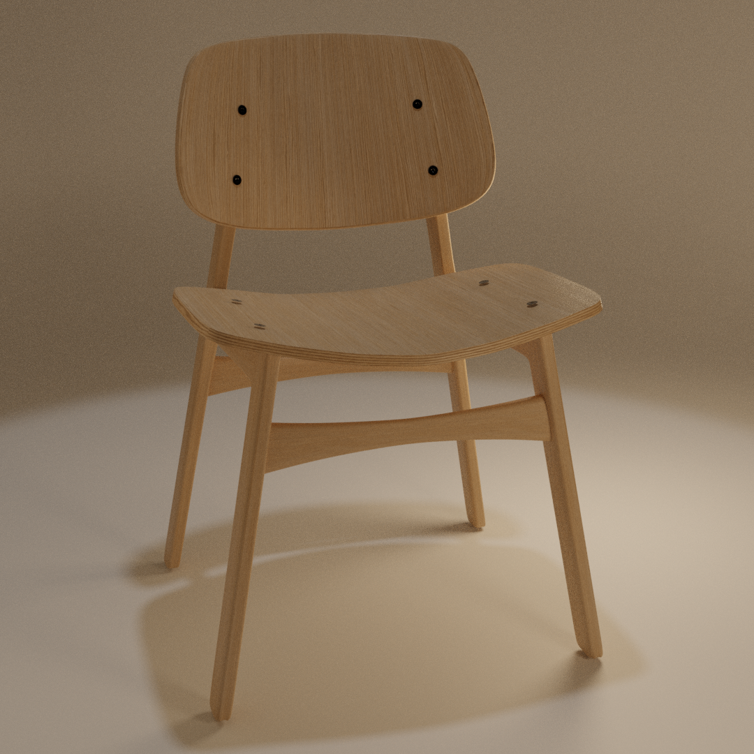 Soborg Chair preview image 1