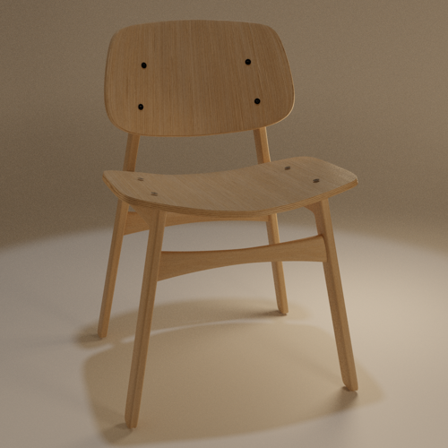 Soborg Chair preview image
