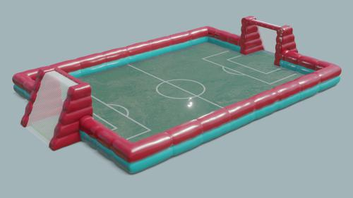 Inflatable soccer field preview image