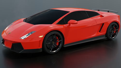 Gallardo LP 570-4 Superleggera 2011 preview image