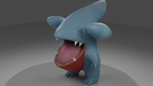 Gible preview image