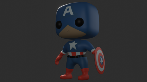 captain america preview image