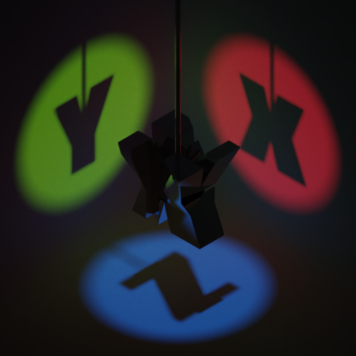 three axes preview image