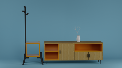 Minimalist furnitures preview image