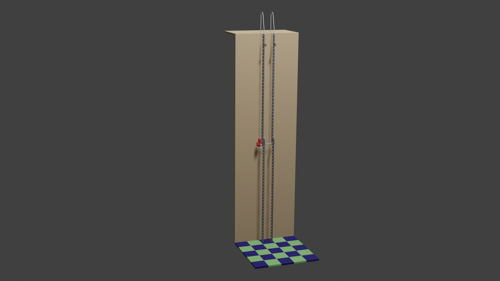 Extendable Ladder preview image