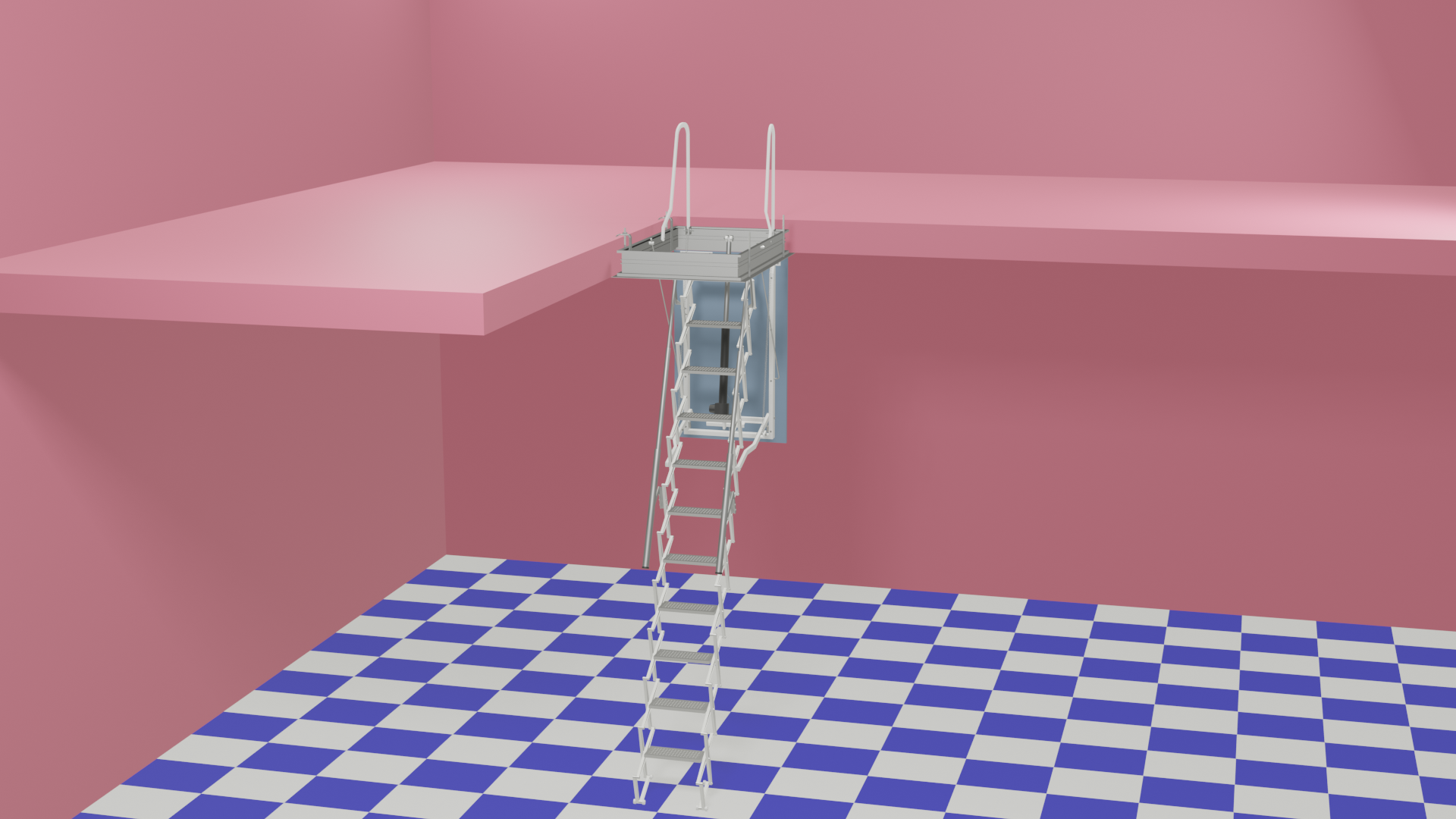 Roof Ladder preview image 1
