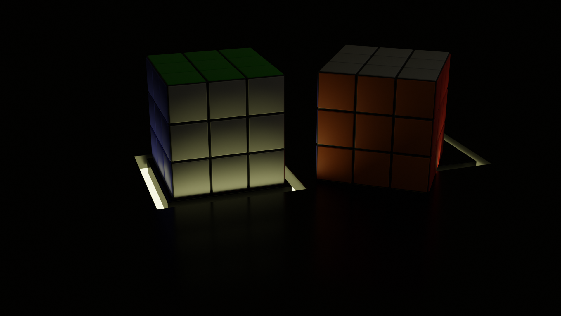 Rubik's Cube preview image 1