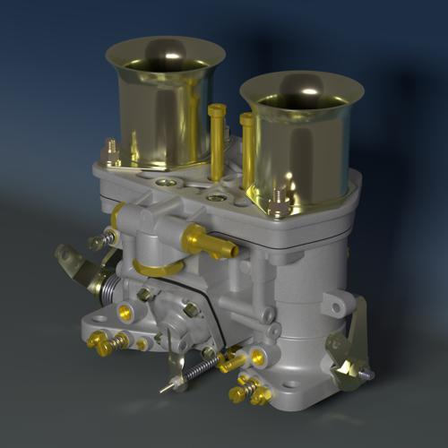 Carburetor preview image