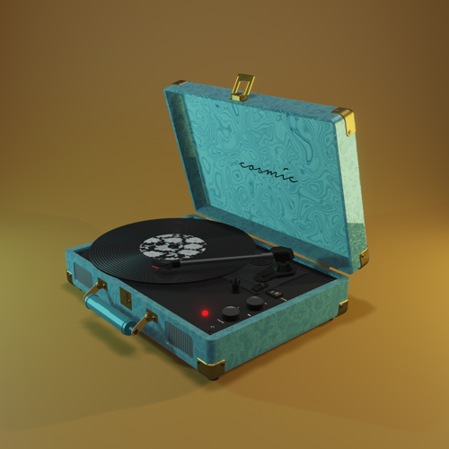 Suitcase Record Player preview image