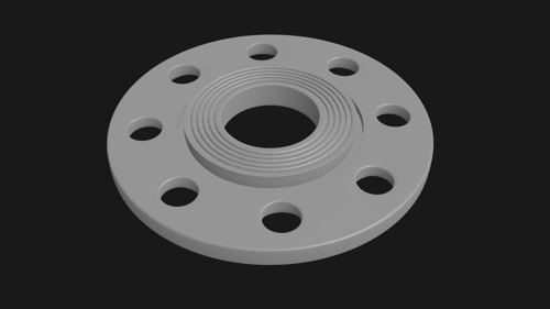 Flange preview image