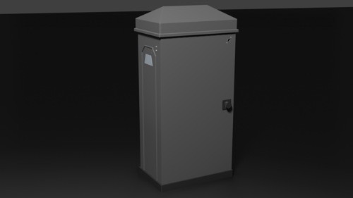 Grey Cabinet #6Basic preview image