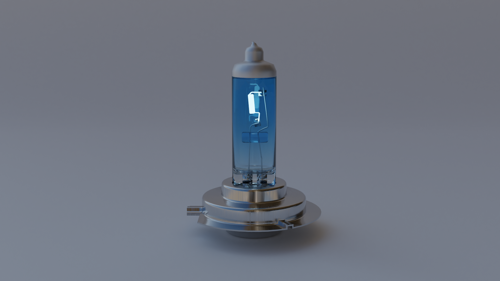 h7 light bulb preview image