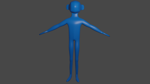 Basic Dude Rig preview image