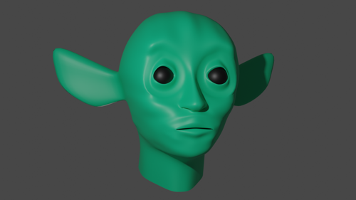 Alien Head preview image