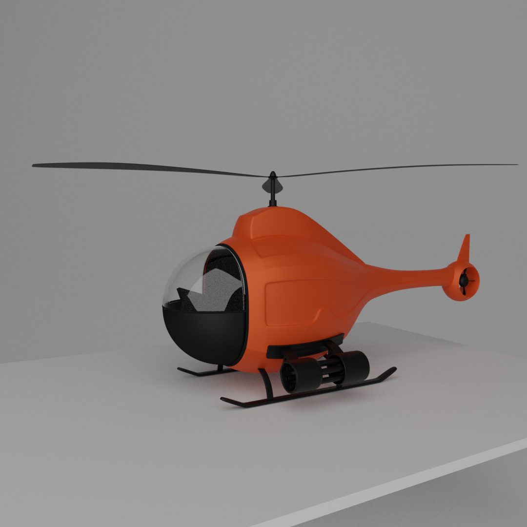 Helicopter preview image 1