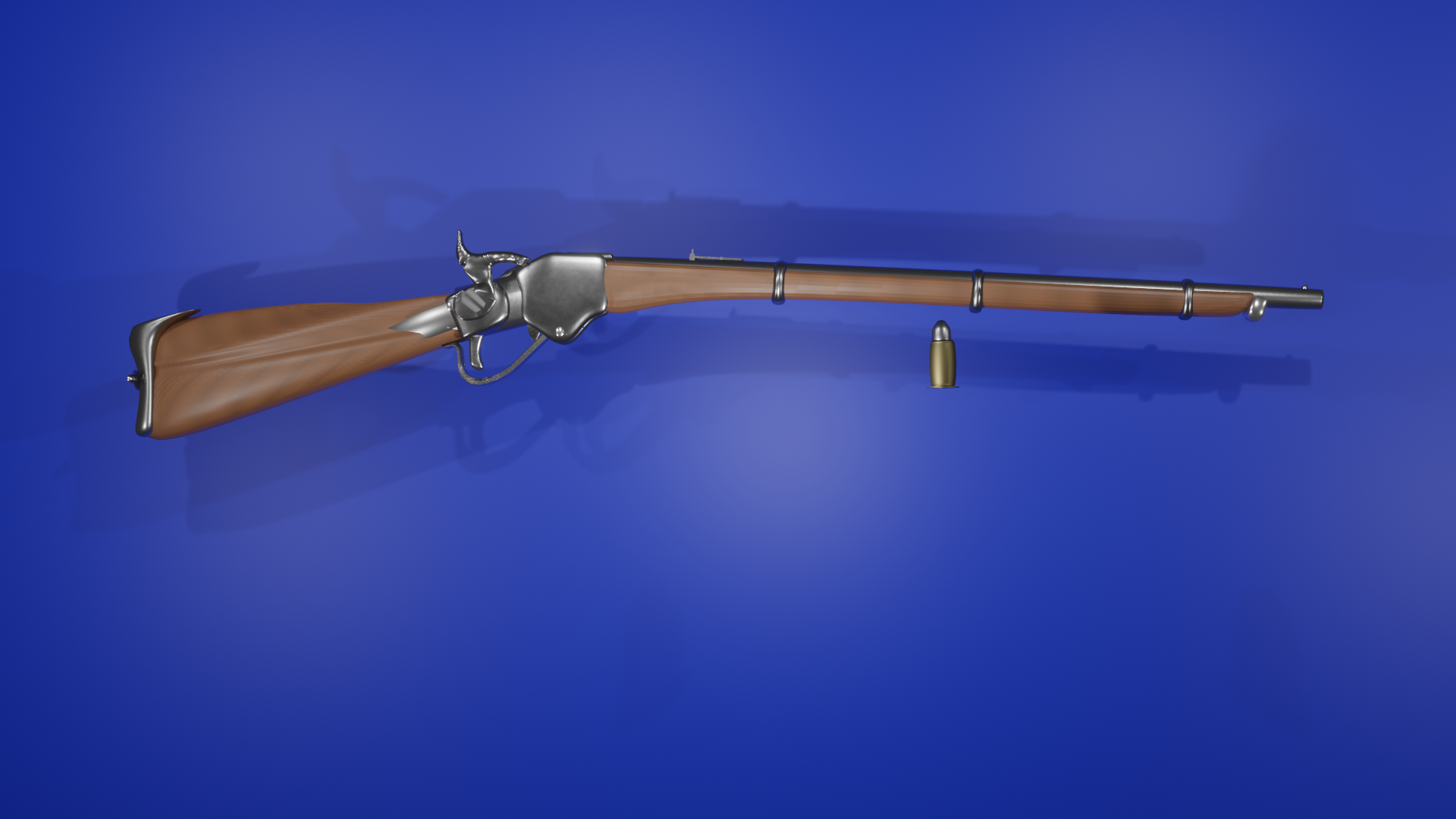 Model 1864 Spencer Rifle/Carbine preview image 1