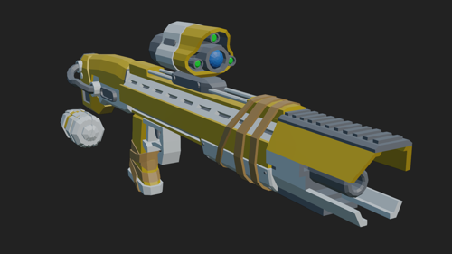 Energy Rifle preview image