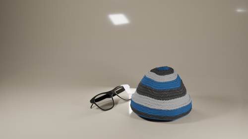 Woolen hat preview image