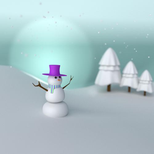 Snow Man preview image