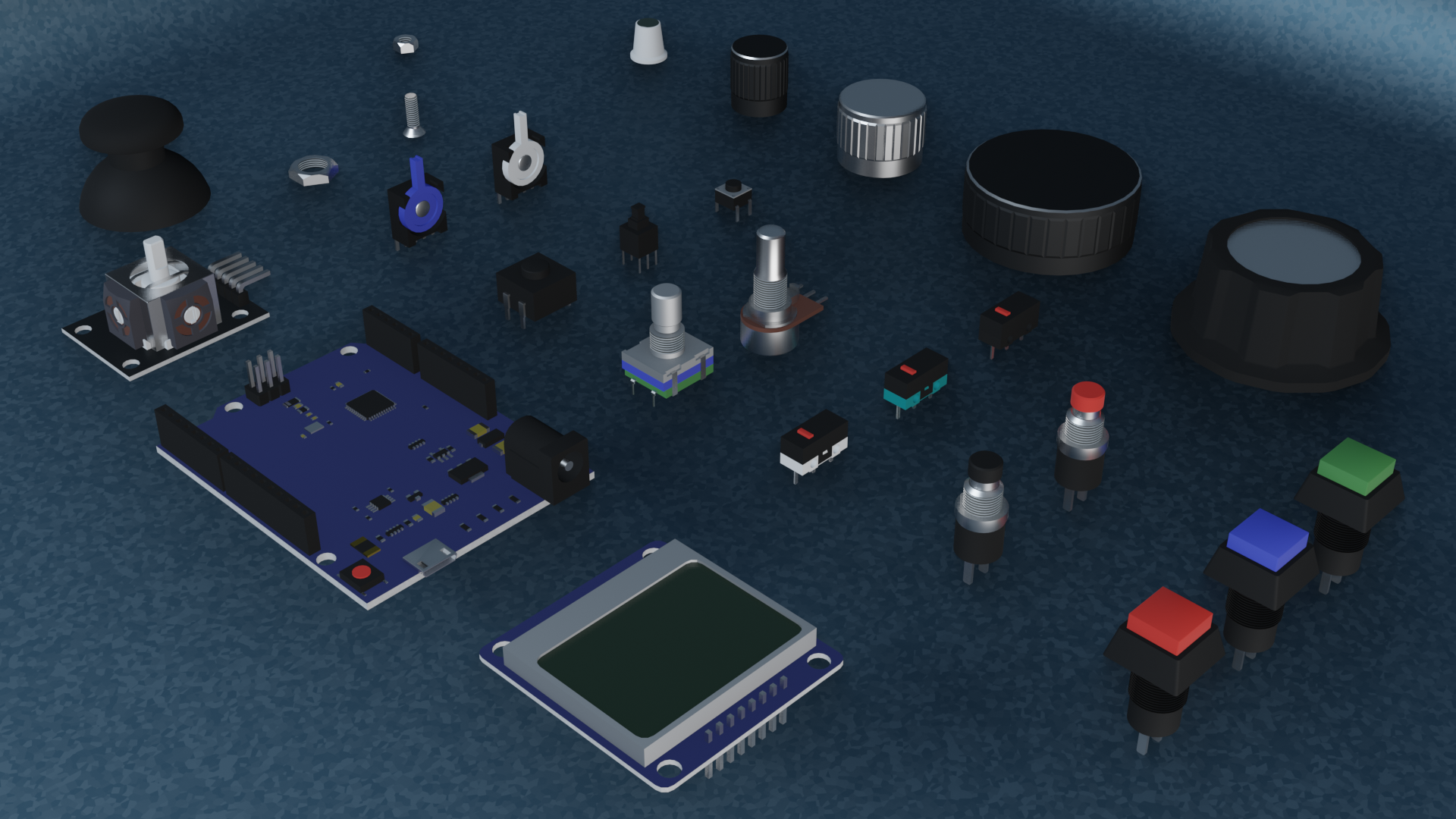 Electronic Components preview image 1
