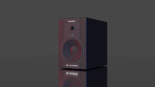M-Audio BX8a preview image