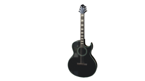 Detailed Guitar preview image