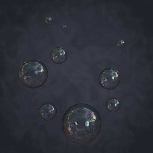 Bubble Material preview image 2