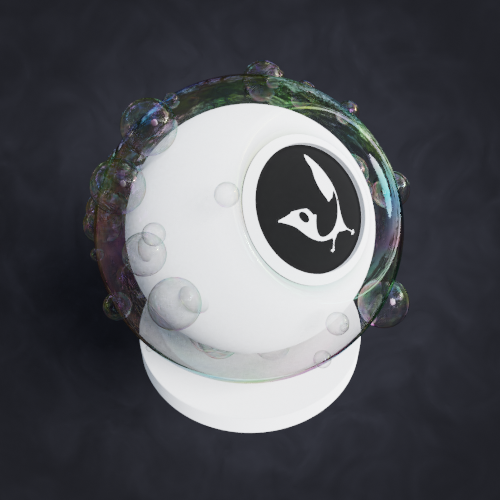 Bubble Material preview image