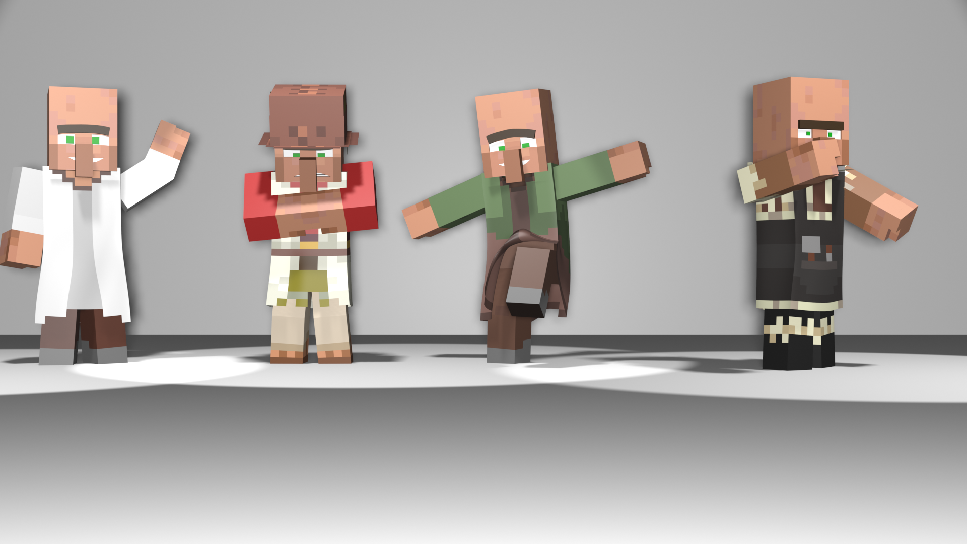 Apex Hosting- Minecraft Villager Rig preview image 1
