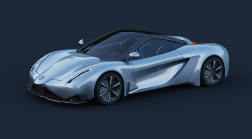 Car Design / ASTREO TYPE3 preview image